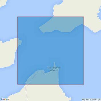 387 Vatia Lailai to Viti Levu Bay Admiralty Chart