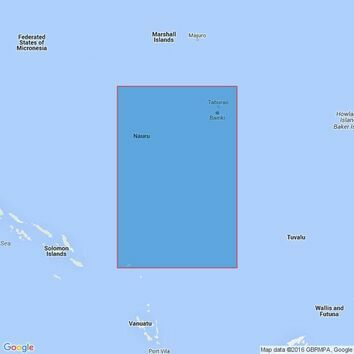4624 Santa Cruz Islands to Butaritari Admiralty Chart