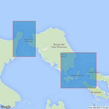 56 Bahia Almirante Admiralty Chart