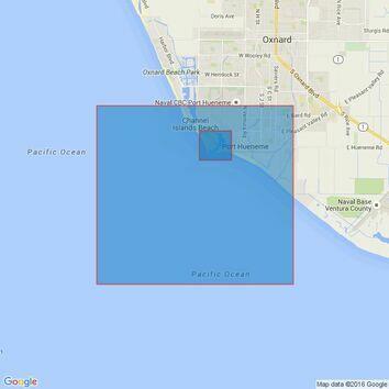 899 San Diego Bay to Point Arguello Admiralty Chart