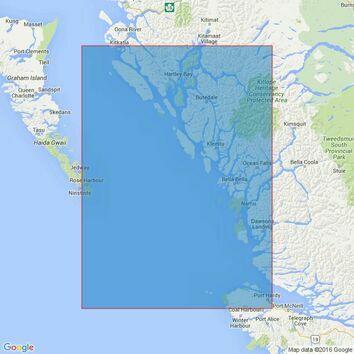 4923 Queen Charlotte Sound Admiralty Chart