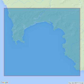 2258 Bahia Buenaventura to Panama Admiralty Chart