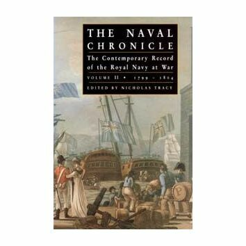 The Naval Chronicle vol II (Paper Back)
