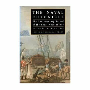 The Naval Chronicle vol III (Paper Back)