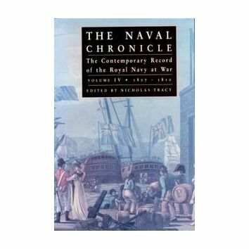 The Naval Chronicle vol IV (Paper Back)