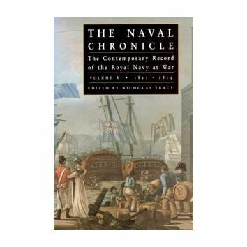 The Naval Chronicle vol V (Paper Back)