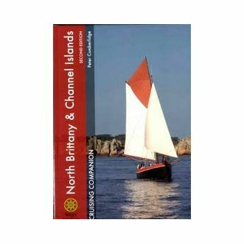 Imray North Brittany & Channel Islands Cruising Companion 2nd Edition