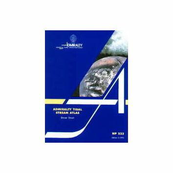 Admiralty NP233 Tidal Stream Atlas: Dover Strait