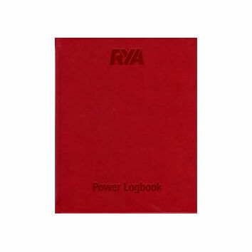 RYA Power Logbook G58
