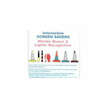 Marine Buoys & Lights Screen Saver