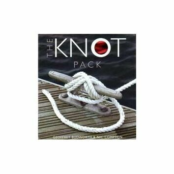 The  Knot Pack (2 Ropes, Knot Book and Instruction Cards)