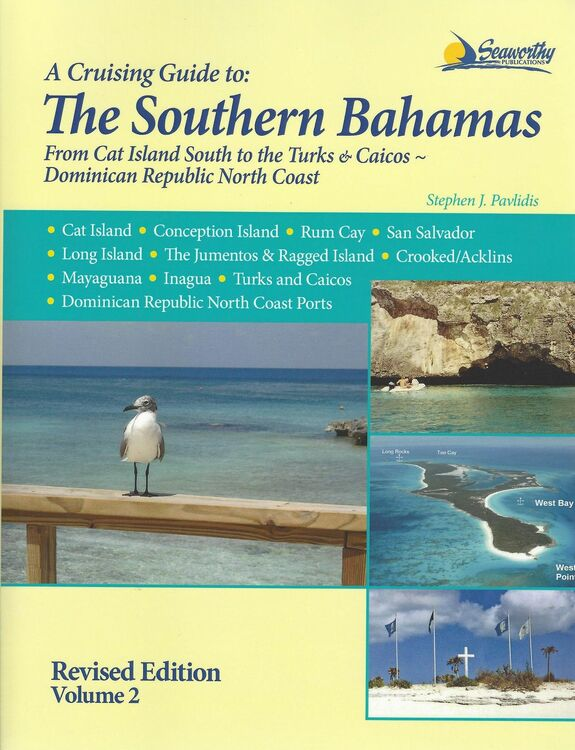 The Great Book of Anchorages: The Bahamas, 2013