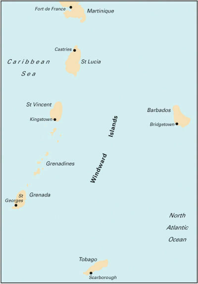 Middle Grenadines (Imray Iolaire Chart) download
