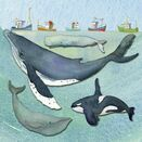 Emma Ball Sealife Mini Cards (Pack of 10) additional 3