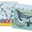 Emma Ball Sealife Mini Cards (Pack of 10) additional 1