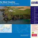 2400 The West Country Imray Chart Pack additional 2