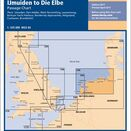 Imray C26 IJmuiden to Die Elbe Passage Chart additional 1