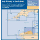 Imray Chart C34 Cap d'Erquy to Ile de Batz additional 1