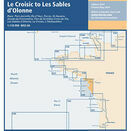 Imray Chart C40 Le Croisic to Les Sables d'Olonne additional 1