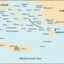 Imray G3 Aegean Sea South Part Passage Chart additional 2