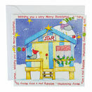 Emma Ball Ahoy! Christmas Cards (Pack of 6) - Various Designs additional 2