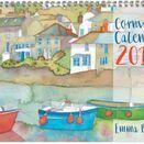 Emma Ball Cornwall Calendar 2018 additional 1