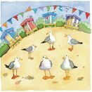 Emma Ball 'A Day At The Seaside' Mini Cards (Pack of 10) additional 2