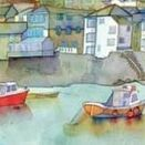 Emma Ball 'Calm Harbour' Two-Fold Card additional 2