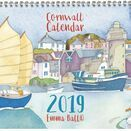 Emma Ball Cornwall Calendar 2019 additional 1