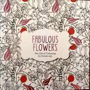 Fabulous Flowers - The Gift of Colouring for Grown-ups additional 1