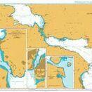1554 Notios Evvoikos Kolpos Admiralty Chart additional 1