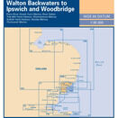 Imray Chart Y16 Walton Backwaters to Ipswich and Woodbridge additional 1