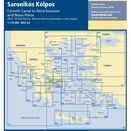 Imray G141 Saronikos Kolpos: Corinth Canal to Akra Sounio and Poros additional 1