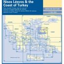 Imray Chart G27 Nisos Lesvos & the Coast of Turkey additional 1
