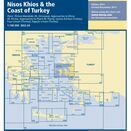 Imray Chart G28: Nisos Khios & the Coast of Turkey additional 1