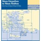 Imray Chart G39: Nisos Karpathos to Nisos Rhodos additional 1