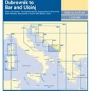 Imray Nautical Chart M27 Dubrovnik to Bar and Ulcinj additional 1