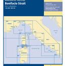 Imray Chart M7 Bonifacio Strait additional 1