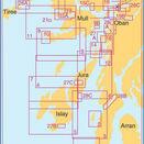 SC5611 West Coast of Scotland Admiralty Leisure Folio additional 2
