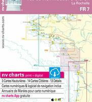 NV Atlas France FR7: Ile de Noirmoutier to La Rochelle