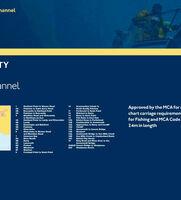 SC5608 Bristol Channel Admiralty Leisure Folio