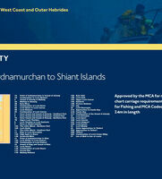 SC5616 Point of Ardnamurchan to Shiant Islands Admiralty Leisure Folio