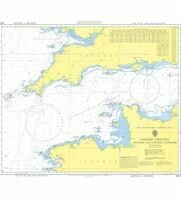 5053 English Channel - Western & Central Portions Instructional Admiralty Chart