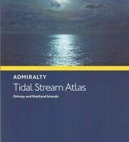 NP209 Admiralty Tidal Stream Atlas Orkney & Shetland Islands.