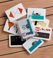 Marine Flip Cards CEVNI Signs & Symbols - Navigation Aids