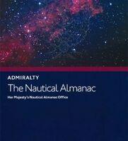 Admiralty NP314-21 The Nautical Almanac 2021