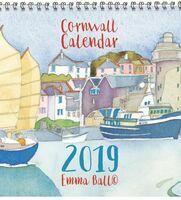Emma Ball Cornwall Calendar 2019
