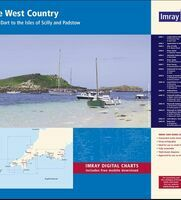 Imray 2400 West Country Chart Atlas