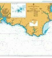 1613 Eddystone Rocks to Berry Head Admiralty Chart