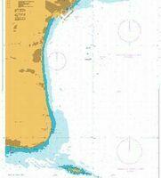 473 Approaches to Puerto de Alicante Admiralty Chart